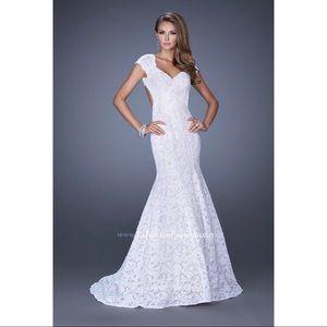 La Femme Prom/ Evening Gown
